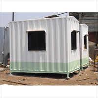 (8x8) Cement Fiber Board Cabin
