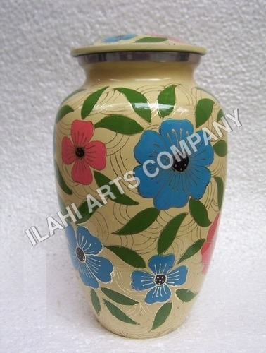 New Design Of Beautiful Cloisonne Cremation Urns