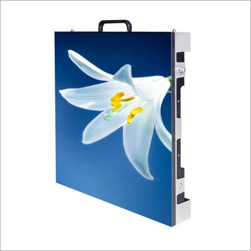 P4.8 led light screen panel indoor rental
