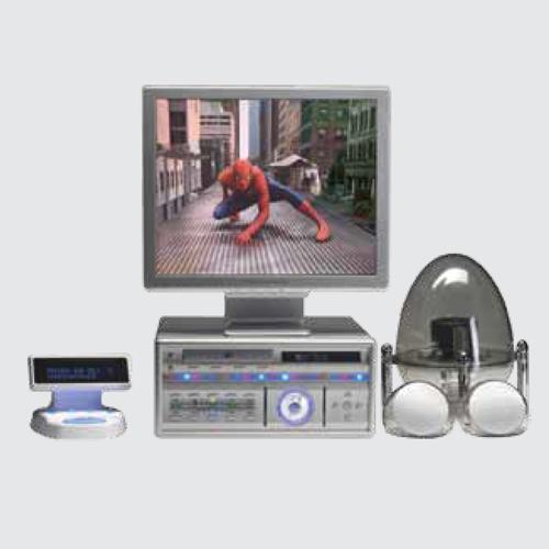 MRI Compatible Cinema System