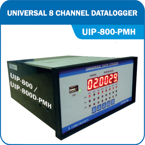 Panel mounted Universal Data Logger & Scanner