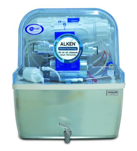 Alken -UV-UF -Alkaline Water Purifier  with SS Storage