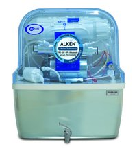Alken -UV-UF -Alkaline Water Purifier  with SS Storage