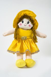 Cotton Doll
