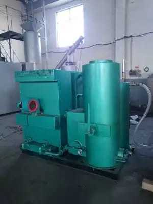 Biomass Gasifire