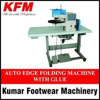 Auto Edge Folding Machine