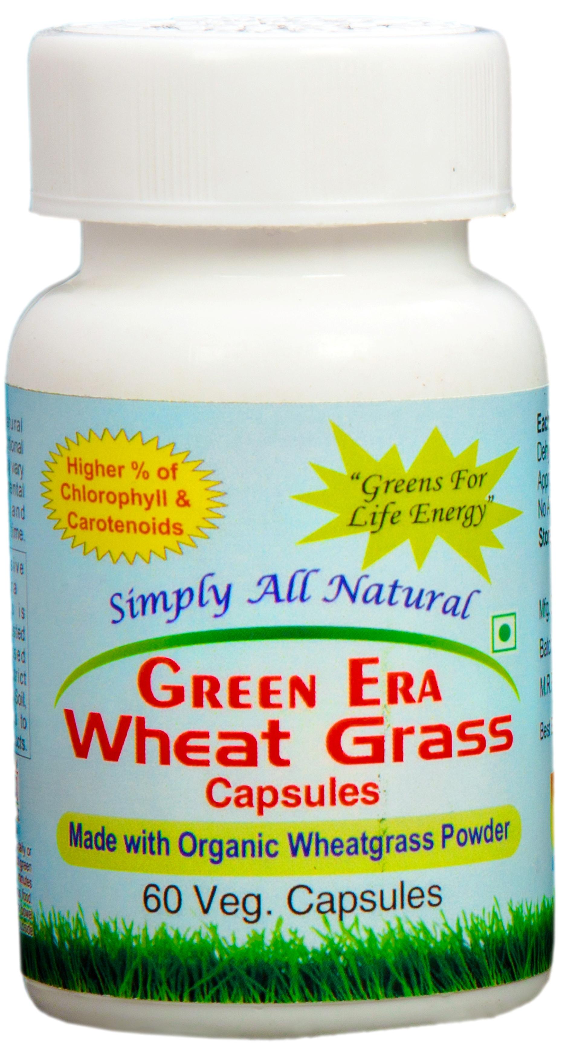 Wheatgrass Pouch Box