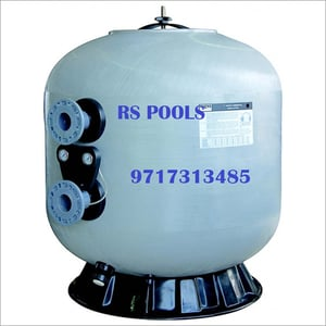 Commercial Sand Filter