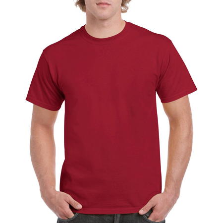 Mens Red T-Shirts