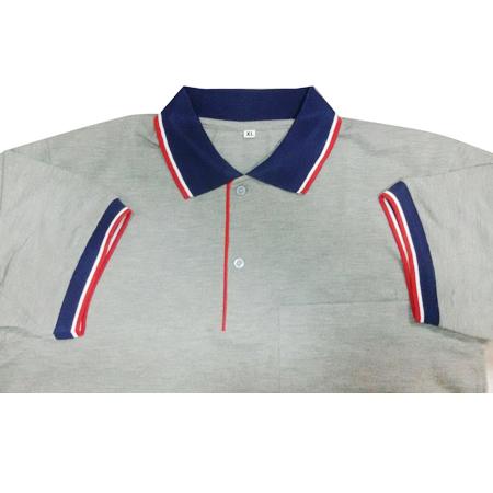 Mens Designer Collared T-Shirts