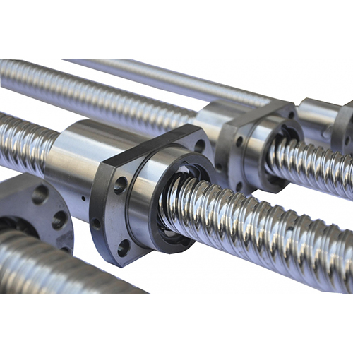 Rolled Ball Screw