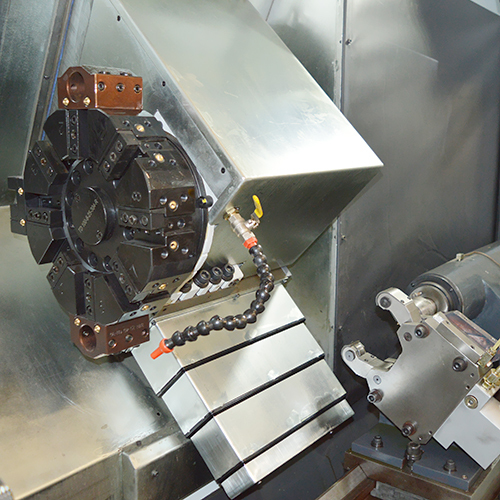 CNC Turning Machine