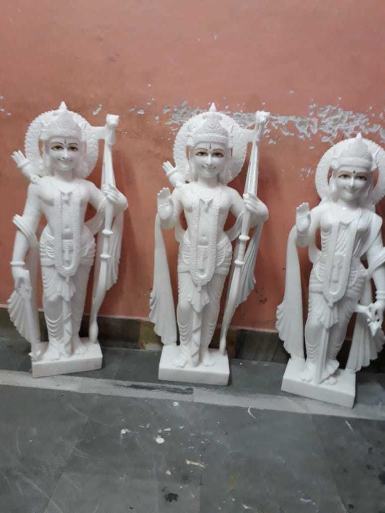 Ram darbar statues
