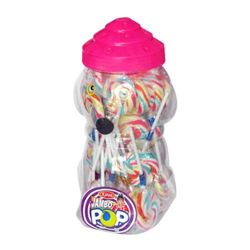 Jumbo Candy Lollipop