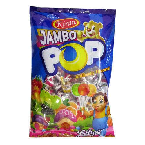 Jumbo Pop Lollipop