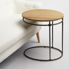 Side table and Bedside