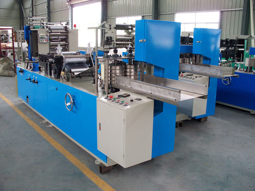 Automatic Paper Napkin Machine