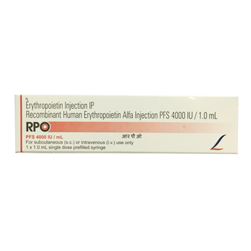 RPO 4000 injection