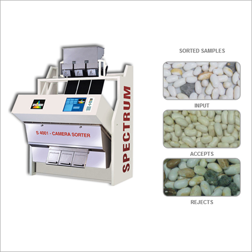 White Beans Color Sorter