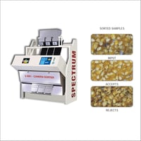 Dehydrated Sweet Corn Color Sorter