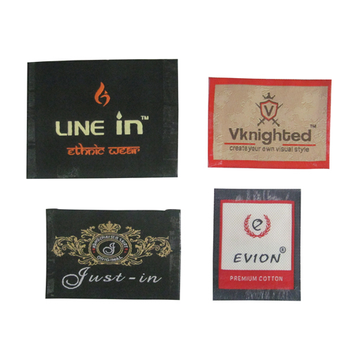 Textile Brand Label