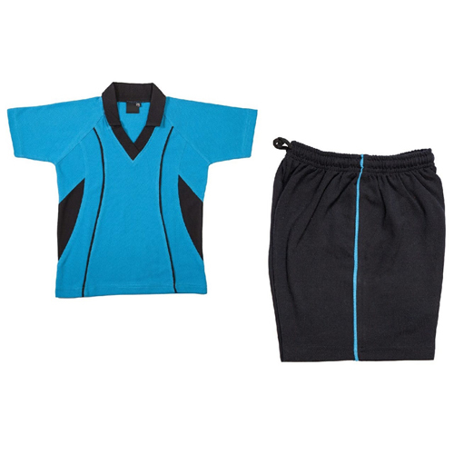 Sports T-Shirt And Shorts
