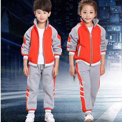 Kids Winter Full Fleece Tracksuit