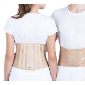 Lumbo Scaral Belt Cirvical Belt Pouch Arm Sling