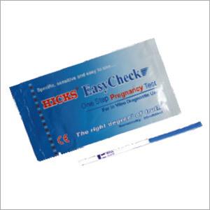 Pregnancy Test Card