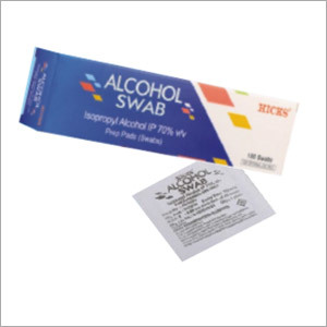 Ultra Grip Alcohol Swab Hixadine