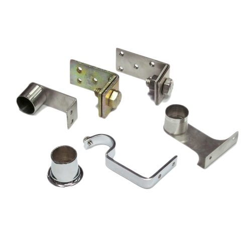 Pipe Bracket Item 2 Bed Joint