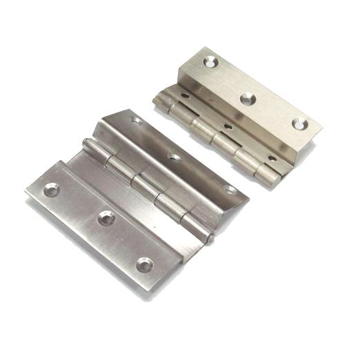 Brass Lock L Hinge & SS L Hinge