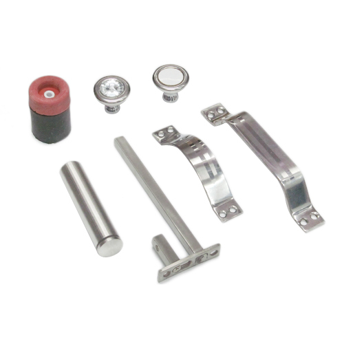 F-Bracket - Knob - SS Handle and Spacer