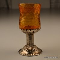 CREAK  GLASS CANDLE  HOLDER