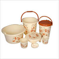Bathroom Bucket Set
