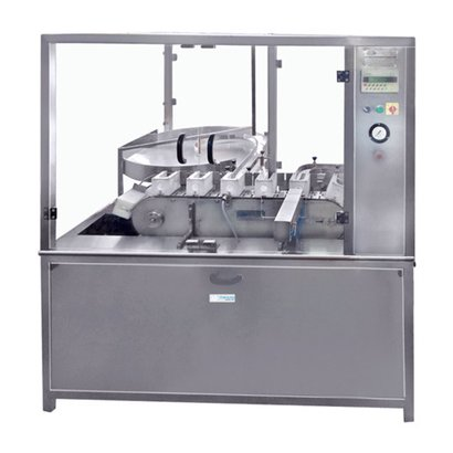 Automatic Air Jet & Vacuum Cleaning Machines With Inverting System