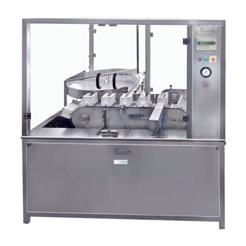 Air Jet & Vacuum Cleaning Machines with Inverting System