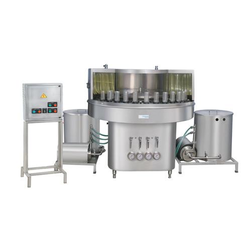 Rotary Bottle Washing Machines