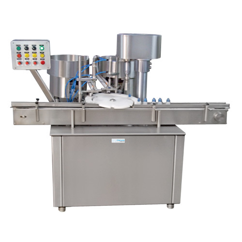 Ear & Eye Drop Filling & Capping Machines