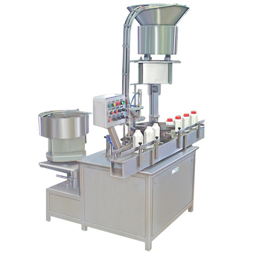 Inner & Outer Combo Capping Machines