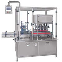 Linear Type Inner Plug & Screw Capping Machines