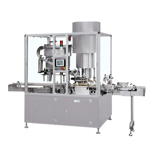Pick & Place Capping Machines