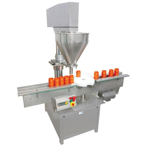 Auger Powder Filling Machines