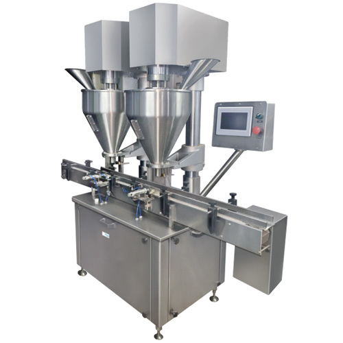 Double Head Auger Filling Machines