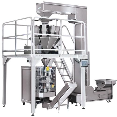 Multi Head Weigher Filling Machines