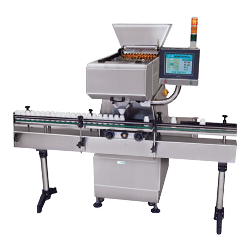 Semi Automatic Tablet Counting & Filling Machine