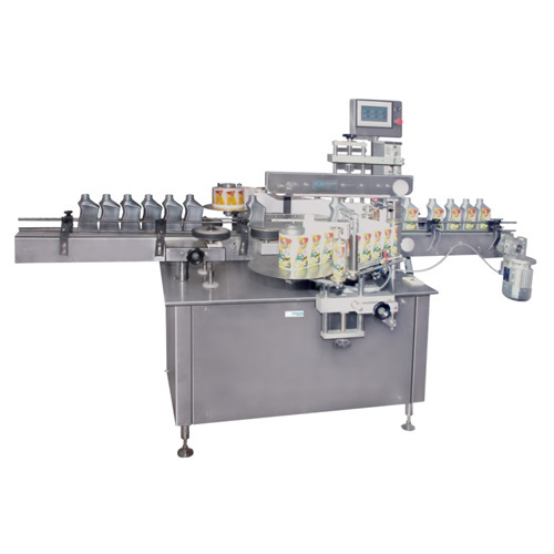 Double Side Sticker Labelling Machines