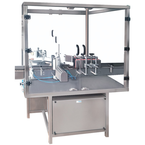 Square Bottle & Positionning Type Labelling Machines