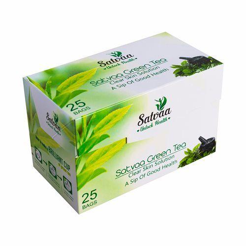 Masala Green Tea