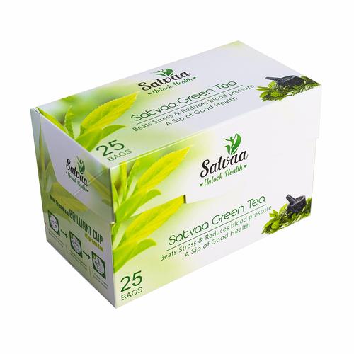 Stress Buster Green Tea